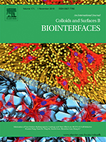 COLLOIDS AND SURFACES B-BIOINTERFACES期刊封面