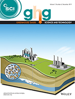 Greenhouse Gases: Science and Technology期刊封面