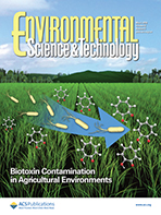 ENVIRONMENTAL SCIENCE & TECHNOLOGY期刊封面