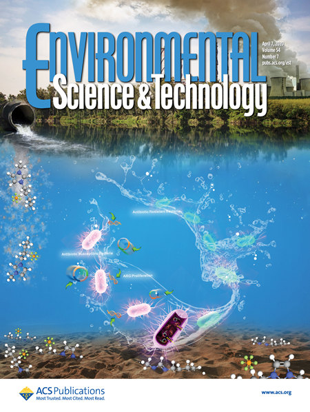 Environmental Science and Technology 期刊封面