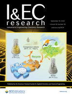 Industrial & Engineering Chemistry Research 期刊封面